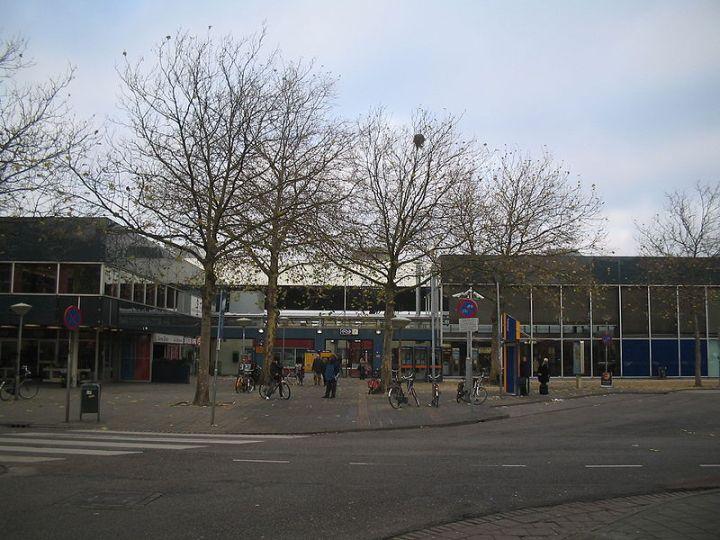 Stasiun Kereta di Breda Belanda