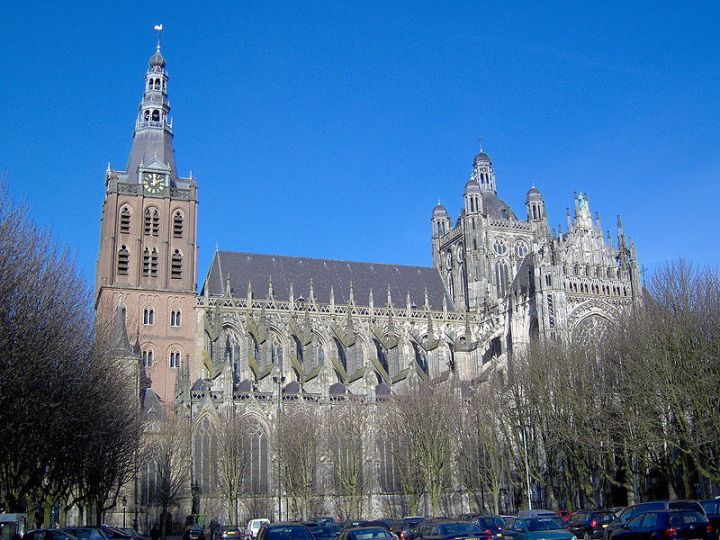 Church Jans-Hertogenbosch. pic source Wikipedia.org