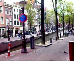 Red Light Amsterdam, kawan Prostitusi di Belanda