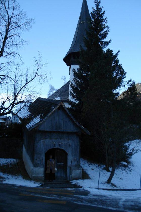 Gereja Reformierte Kirchgemeinde, Switzerland