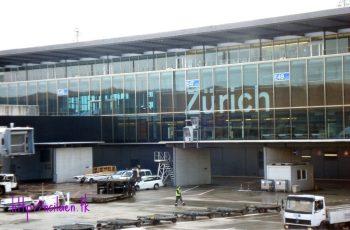 Willkommen im Zurich, Selamat datang di Zurich