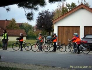 Bersepeda di Jerman. Belajar Bersepeda di jalanan
