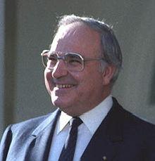 Helmut Kohl, kanselir Jerman keenam
