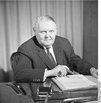 Ludwig Erhard, kanselir Jerman kedua (Foto: en