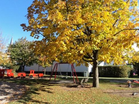 Taman Bermain Anak di Bad Rappenau