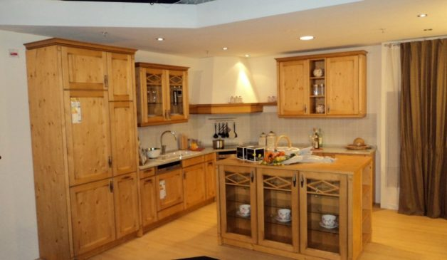 Model dapur Impian kami