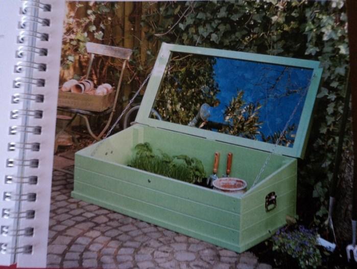 Greenhouse mini