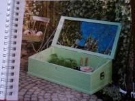 Seperti ini greenhouse mini yang akan dibikin untuk saya