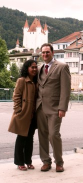 Thun, Switzerland 20.07.2011 After Civil Marriage. Dicari Penyanyi Wedding Songs