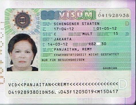 Visa Ibu Rumah Tangga