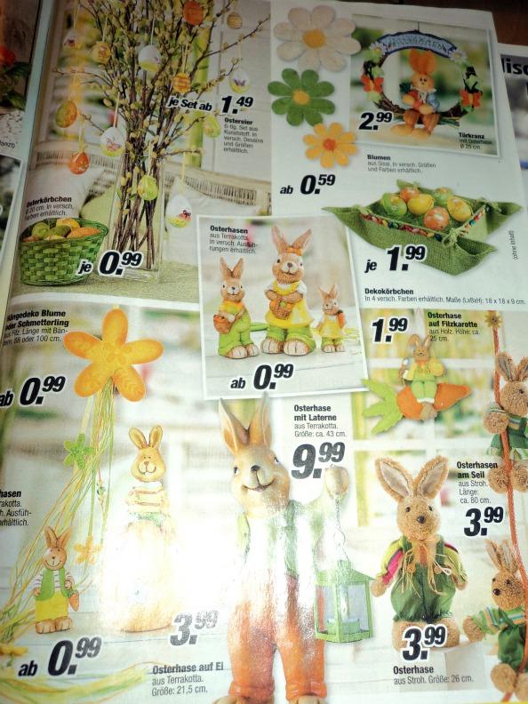 Iklan Dekorasi Paskah. Suasana Paskah di Jerman