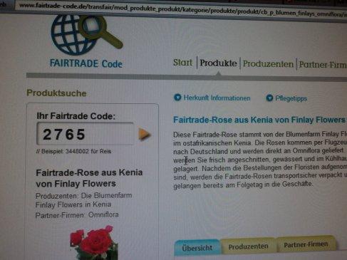 Kode 2765 Buket mawar Finlay dari Kenya (Foto: dok