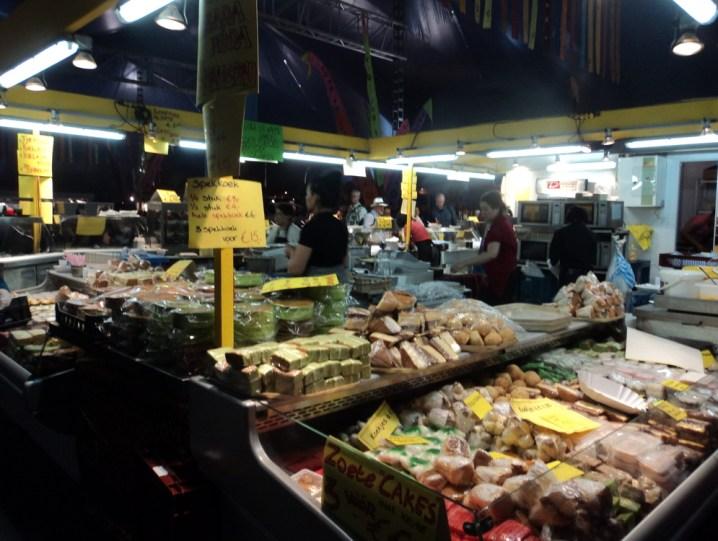 Wisata Kuliner tong tong fair