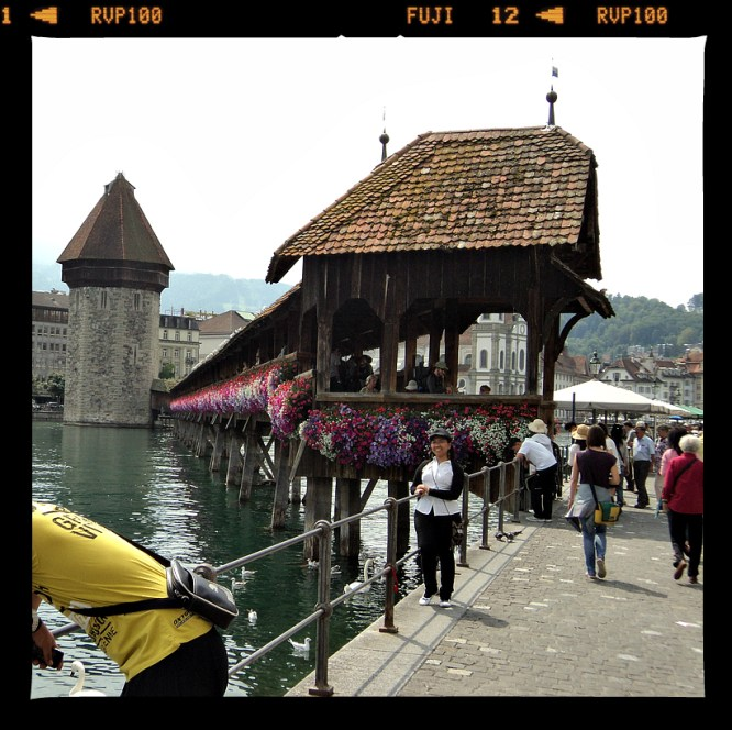 Chapel Bridge Luzern