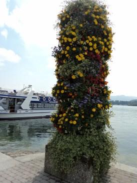 Unik  dan Cantik ya Dekorasi Bunganya, ini Bunga-bunga Asli loh