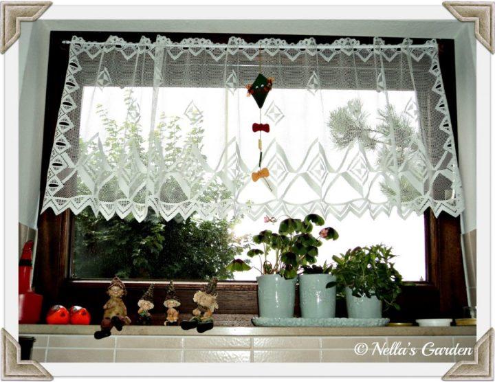 Jendela Rumahku dan Dekorasinya