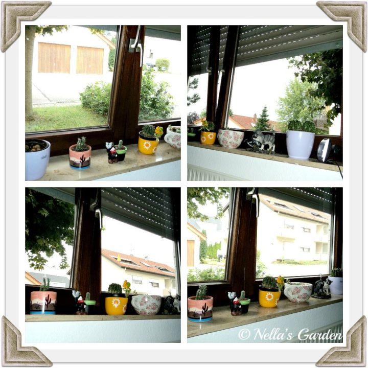 Jendela di Kamar Tidur