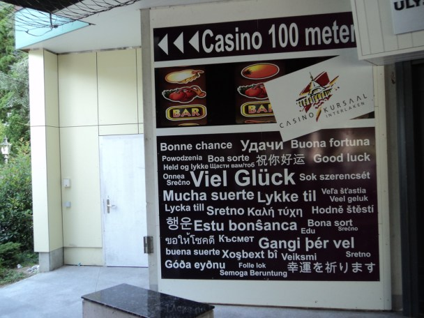 Kasino di Swiss