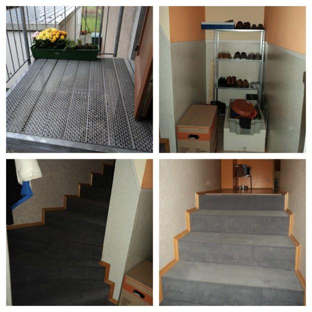 Selamat Datang di Rumah Baru kami di Sinsheim. Masih ada dua kardus yang harus diberesin