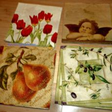 Napkins For Crafts