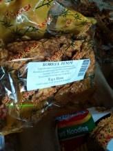 Kripik Tempe (Borrel Tempe) 125 gram Rp.39.000