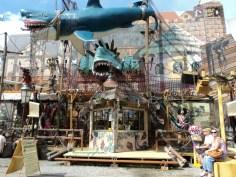 Salah satu Permainan di Talmarkt Bad Wimpfen