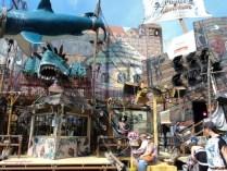Permainan Pirate and Adventure di Talmarkt 2013