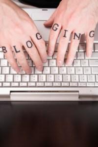 Blogging hands (Foto: gettyimages