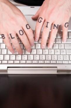 Blogging hands (Foto: gettyimages)