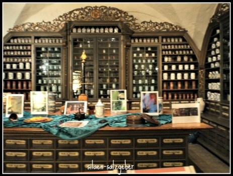Koleksi Ruang 6 Museum Farmasi Heidelberg, Jerman