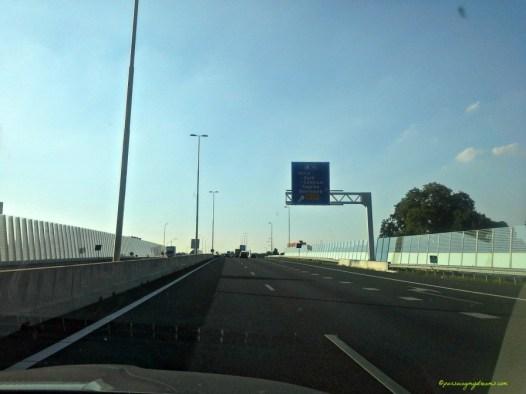 Jalan tol di Belanda