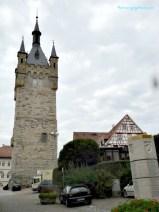 Blauer Turm (Blue Tower)
