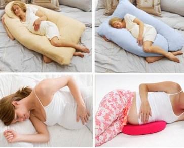 Posisi tidur ibu hamil