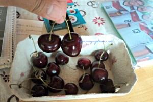 Cherry Manis Beli di supermarket