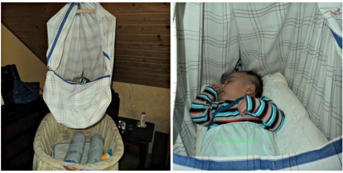 Ayunan sarung berhasil membuat Ben tidur lebih lama