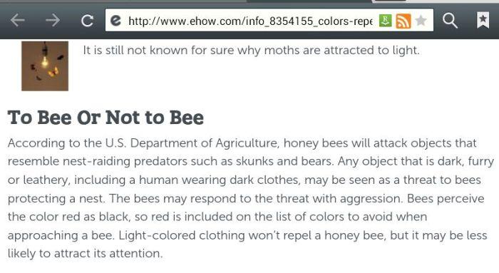 Lebah tidak akan menempel di perangkap kuning karena lebah sukanya warna gelap
