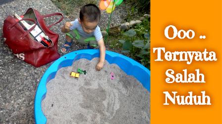 mainan pasir untuk anak