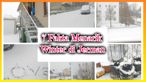 7 Fakta Menarik Winter di Jerman