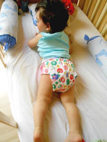 clodi popok cuci ulang, clodi popok kain, popok kain cloth diaper