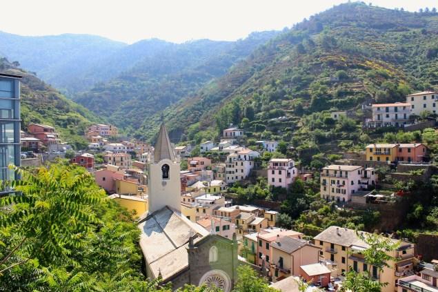 Riomaggiore, Cinque Terre, Italian Riviera, Italy