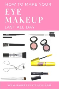5- minute makeup routine that lasts 16 hours