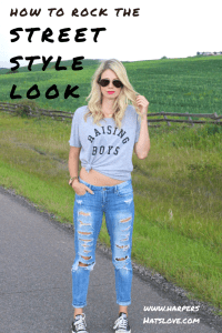 How to wear street style