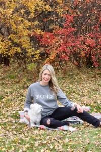 Brunette The Label sweatshirt