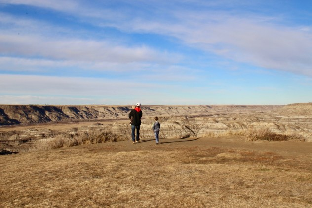 Horse Thief Canyon, Alberta, Canada