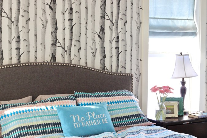 DIY EASY Master Bedroom Makeover