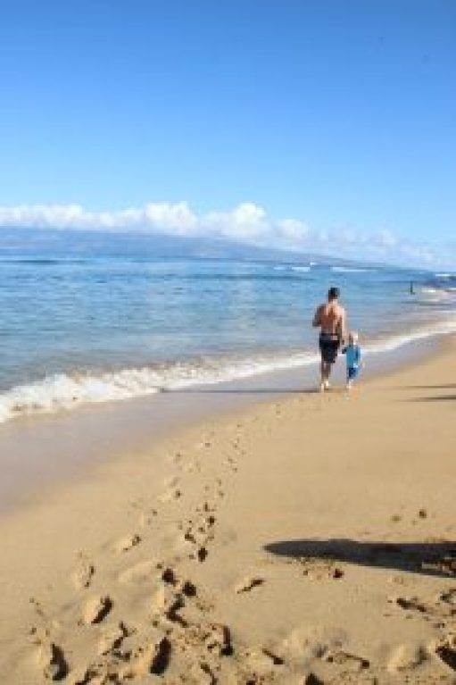 How to plan a vacation to Maui with kids- where to stay and what to do
