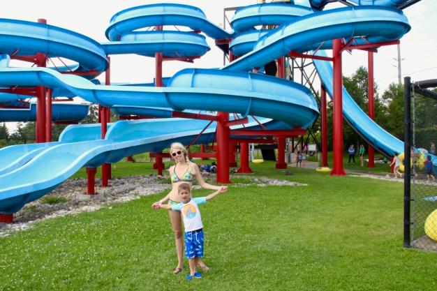 East Park Family Fun - Travel - water slides - gokarts- London, Ontario, Canada
