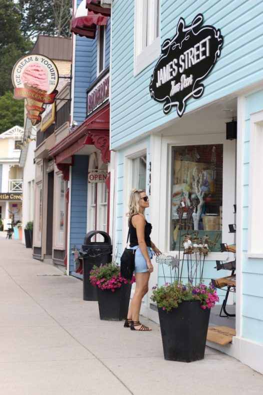 Girl Weekend inPort Stanley, Ontario - what to do, where to eat, travel ideas