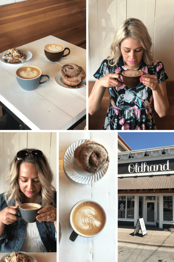 Where to eat and drink coffee in Abbotsford, British Columbia, Canada: Old Hand : Abbotsford Food