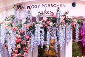 Instagrammable London, UK - Peggy Porschen Cakes